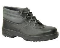 Ботинки кожаные «Трек»
