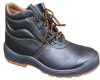 Ботинки кожаные с мягким кантом «Рассвет»