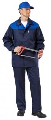 Костюм (брюки + куртка) с налокотниками и наколенниками