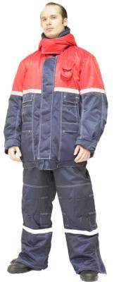 Костюм утепленный (полукомбинезон + куртка) Таёжник
