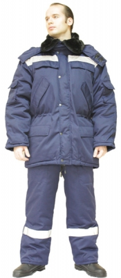 Костюм утепленный (полукомбинезон + куртка)