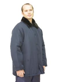 Куртка утеплённая «Телогрейка» (ткань смесовая 50/50)